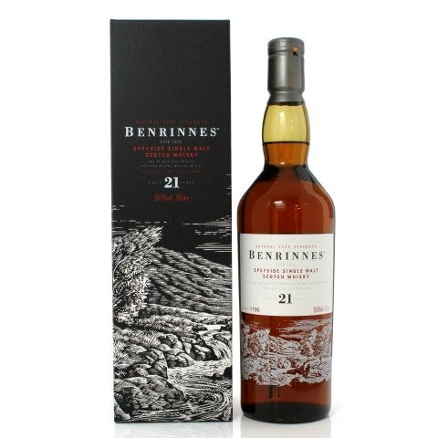 Benrinnes 1992 21 Year Old 2014 Special Release
