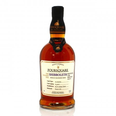Foursquare 16 Year Old Shibboleth Exceptional Cask Selection