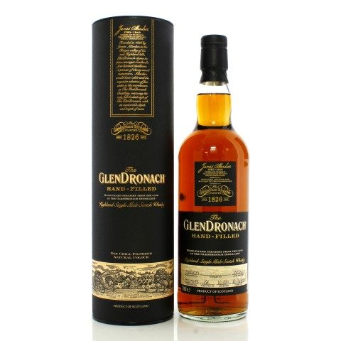GlenDronach 2009 11 Year Old Single Cask #5875 Hand Filled