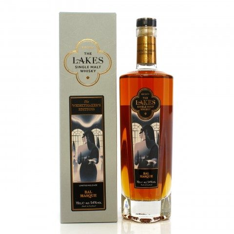 The Lakes Distillery The Whiskymaker's Edition Bal Masque