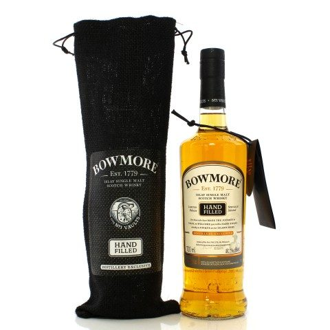 Bowmore 2006 14 Year Old Single Cask #10122 Hand Filled