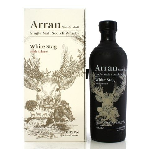 Arran 1997 24 Year Old White Stag 6th Release