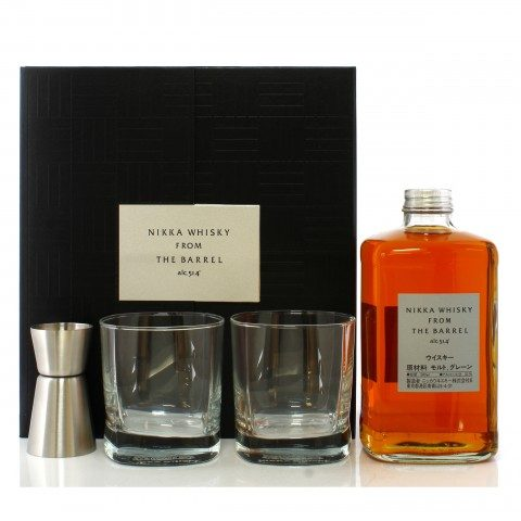Nikka From the Barrel Gift Set