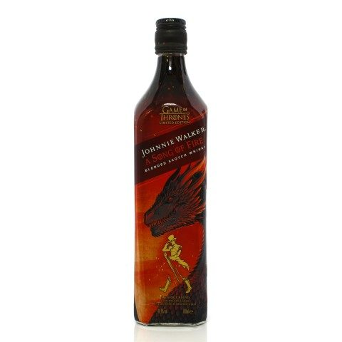 Johnnie Walker Game of Thrones - A Song of Fire