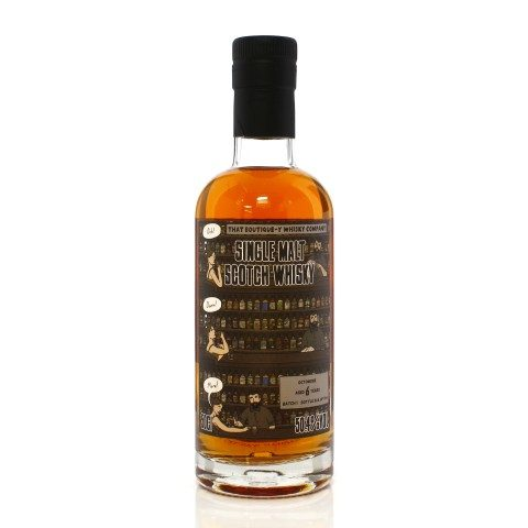 Octomore 6 Year Old That Boutique-y Whisky Co. Batch #1