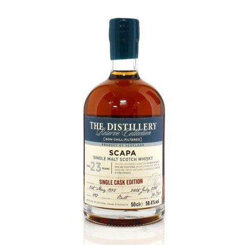 Scapa 1992 23 Year Old Single Cask #1069 Distillery Reserve Collection