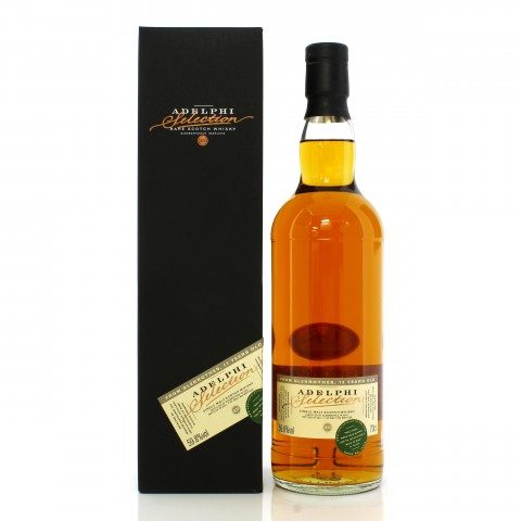 Glenrothes 2007 13 Year Old Single Cask #10236 Adelphi Selection