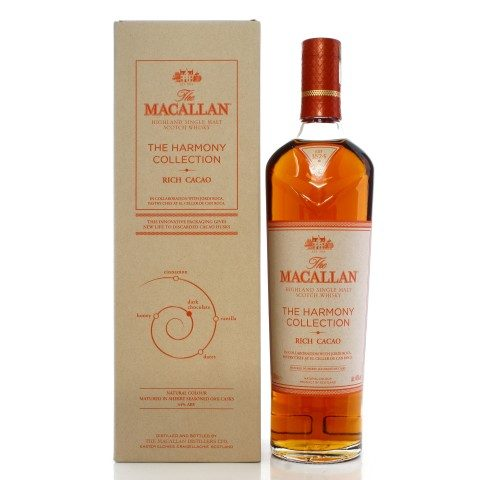 Macallan The Harmony Collection Rich Cacao