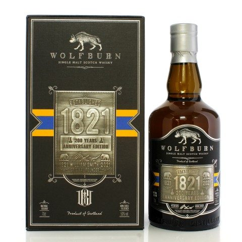 Wolfburn 6 Year Old 200th Anniversary Edition