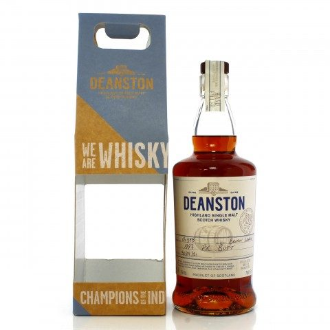 Deanston 1997 Single Cask #598 Hand Filled Distillery Exclusive