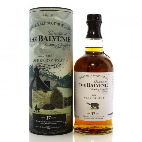 Balvenie 17 Year Old The Week of Peat Story No.2