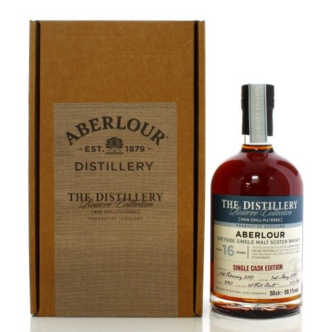 Aberlour 2003 16 Year Old Single Cask #9043 Distillery Reserve Collection