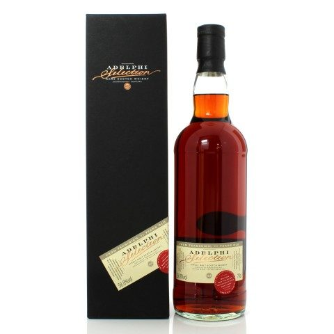 Teaninich 2010 11 Year Old Single Cask #709029 Adelphi Selection