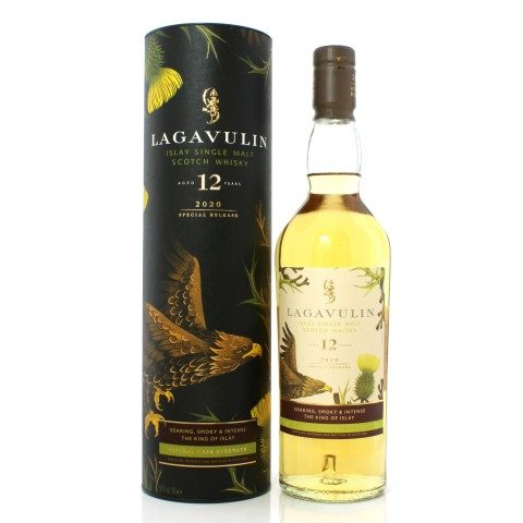 Lagavulin 12 Year Old 2020 Special Release