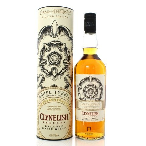 Clynelish Reserve Game of Thrones - House Tyrell