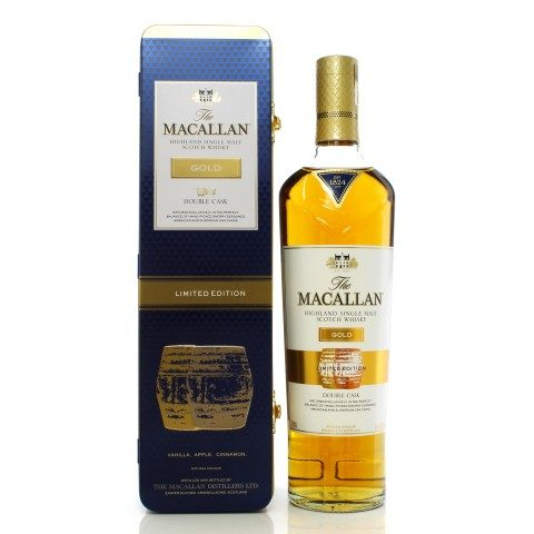 Macallan Gold Double Cask Limited Edition