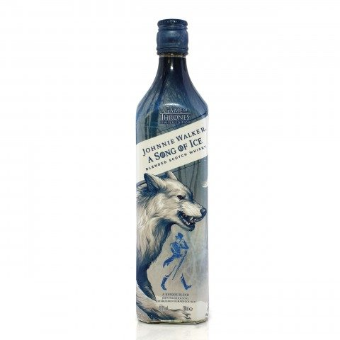Johnnie Walker Game of Thrones - A Song of Ice