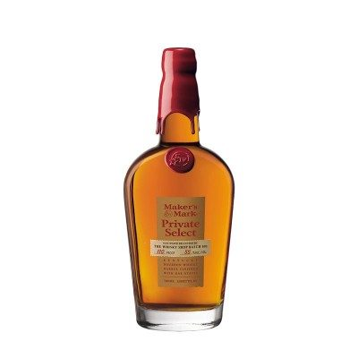Maker's Mark Private Select The Whisky Shop Exclusive with free tin cup