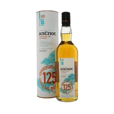 anCnoc 16 Year Old 125th Anniversary with box