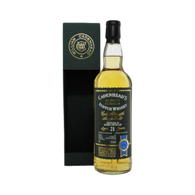 Ardbeg 1991 21 Year Old Single Cask Cadenhead's Authentic Collection