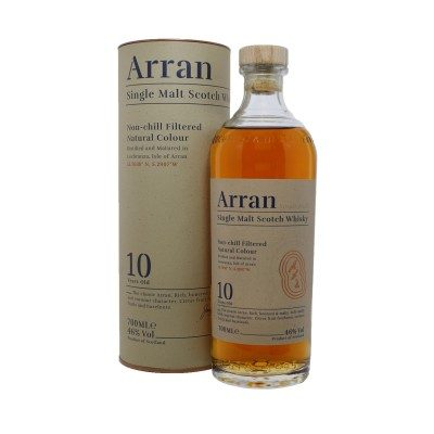 Arran 10 Year Old with box