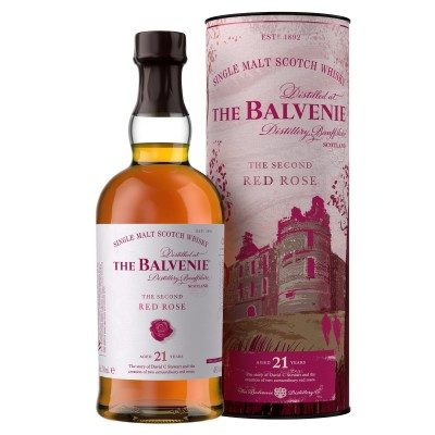 Balvenie The Second Red Rose 21 Year Old