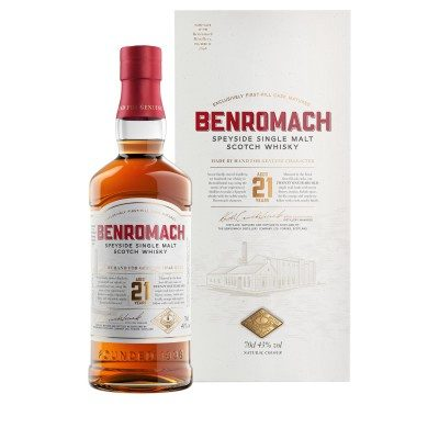 Benromach 21 Year Old