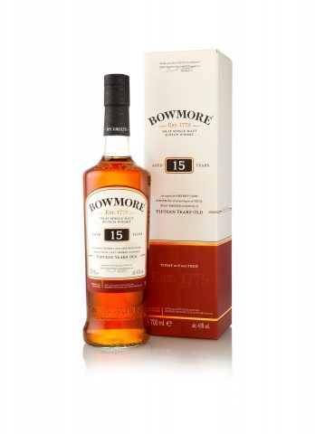 Bowmore 15 Year Old