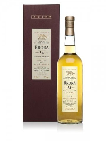 Brora 34 ans 2017 Special Release