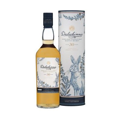Dalwhinnie 30 Year Old Special Releases 2019 with box