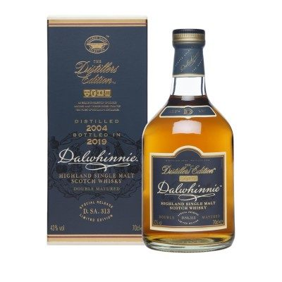 Dalwhinnie Distillers Edition with box