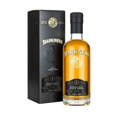 Darkness Campbeltown 6 Year Old Oloroso Cask Finish
