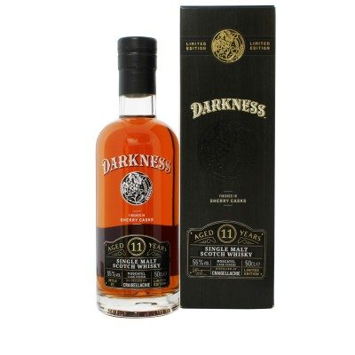 Darkness Craigellachie 11 Year Old Moscatel Cask Finish