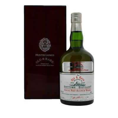 Dufftown 44 Year Old Platinum Old & Rare with case
