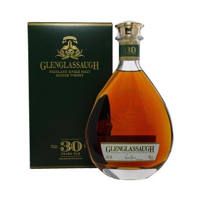 Glenglassaugh 30 Year Old with box