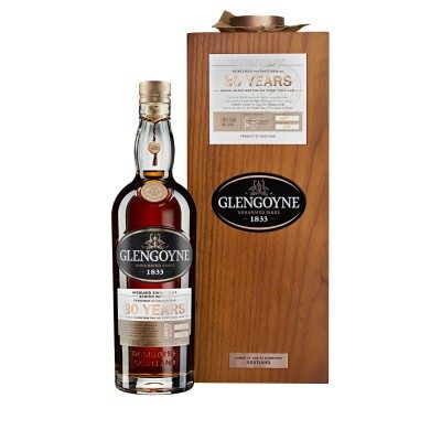 Glengoyne 30 Year Old 2018 with case and stopper