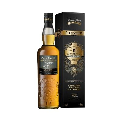 Glen Scotia 11 Year Old Sherry Double Cask Finish with box