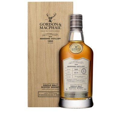 Benrinnes 1990 30 Year Old Connoisseurs Choice