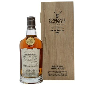 Tomatin 1988 31 Year Old Connoisseurs Choice