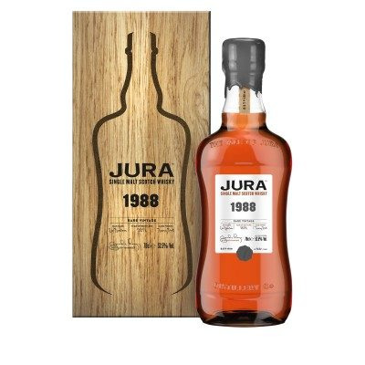 Jura 1988 with case