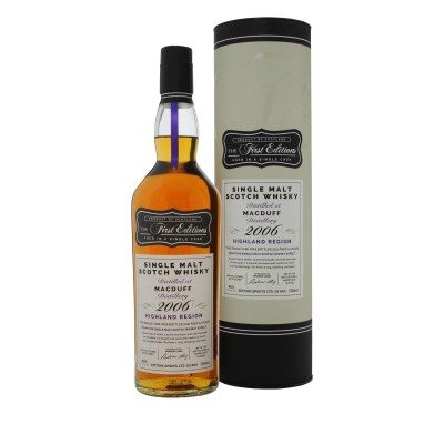 First Editions Macduff 2006 14 Year Old
