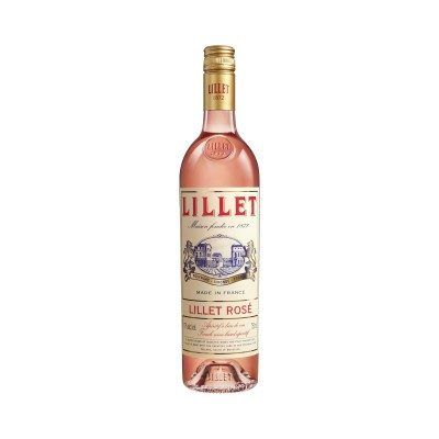 Lillet Rosé French Wine Aperitif