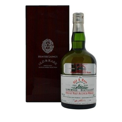 Linkwood 30 Year Old Platinum Old & Rare with case