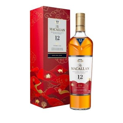 Macallan 12 Year Old Double Cask - Lunar New Year 2021