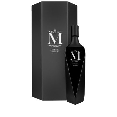 Macallan M Black with case