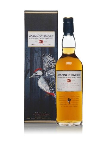 Mannochmore 25 Year Old 2016 Special Release