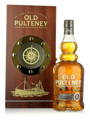 Old Pulteney 35 year old