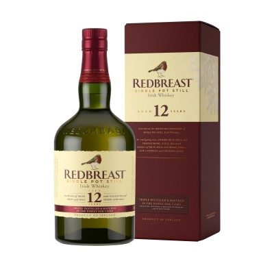 Redbreast 12 Year Old with box