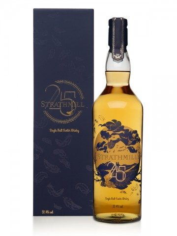 Strathmill 25 Year Old 2014 Special Release