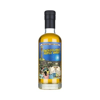 Blended Malt #1 25 Year Old That Boutique-y Whisky Company